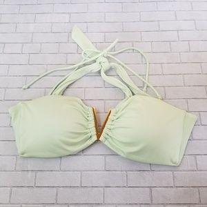 Victoria's Secret Green Swim Bathing Suit Bikini